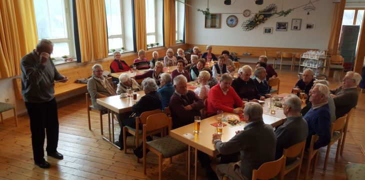 Seniorenadvent Pfarrgemeinderat