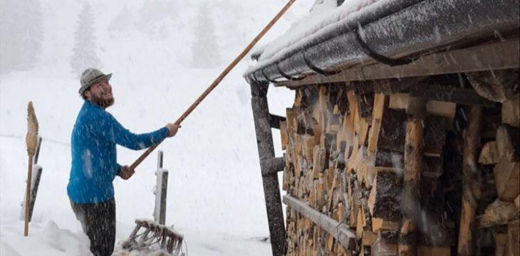 Die Landjugend erobert die Wasserburger Hütte