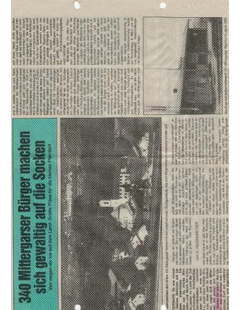 02/97 1997à Mittergarser machen sich auf die Socken