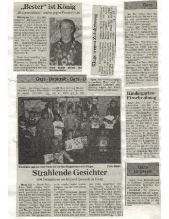 03/96 Bester ist Schützenkönig