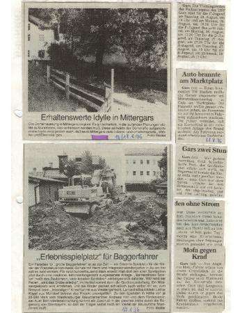 08/96 Erhaltenswerte Idylle in Mittergars