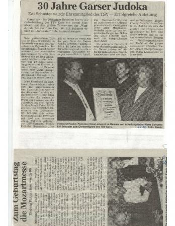 10/97 Hedwig Kelldorfner wird 90