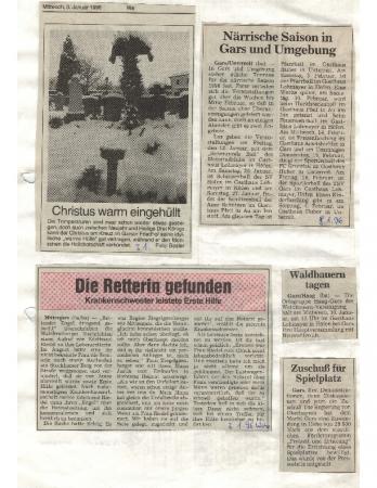 01/96 Retterin gefunden