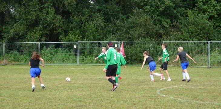 KLJB ist Sieger des diesjährigen Fußballturniers!!