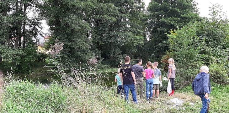 Kinder an die Angel – Ferienprogramm vom Fischereiverein Mittergars