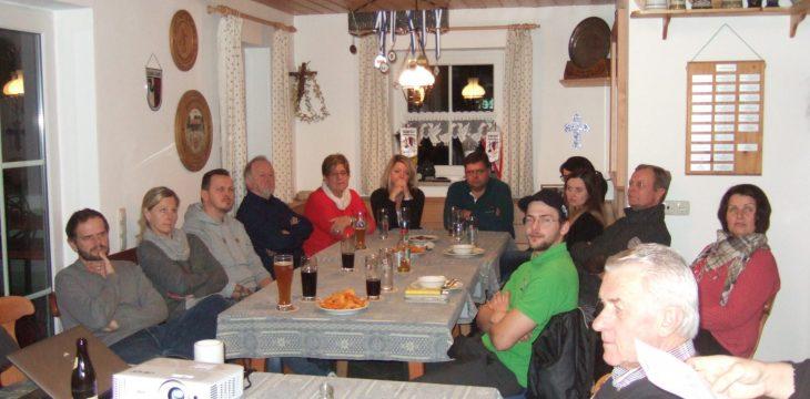 Jahreshauptversammlung mit Neuwahlen -Theaterverein