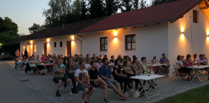 1. Open-Air Kino in Mittergars