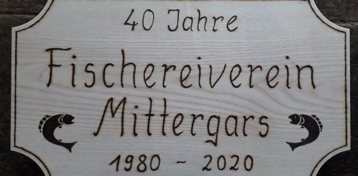 Jubiläum vom Fischereiverein Mittergars e.V