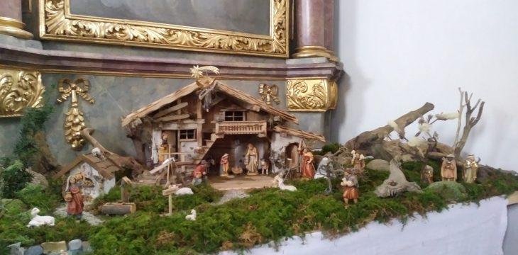 Heilig Abend ohne Kinderchristfeier